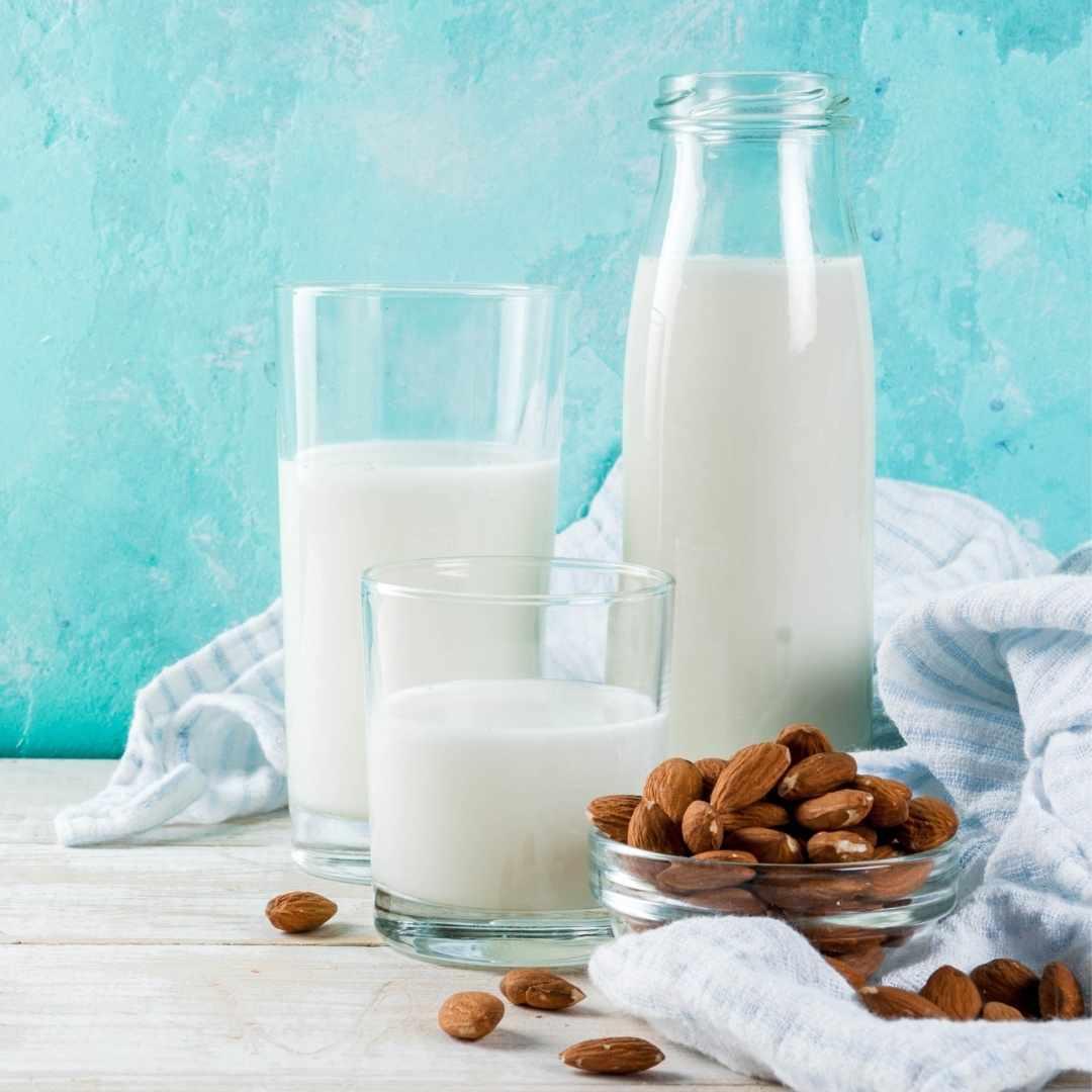 Quick Almond Milk