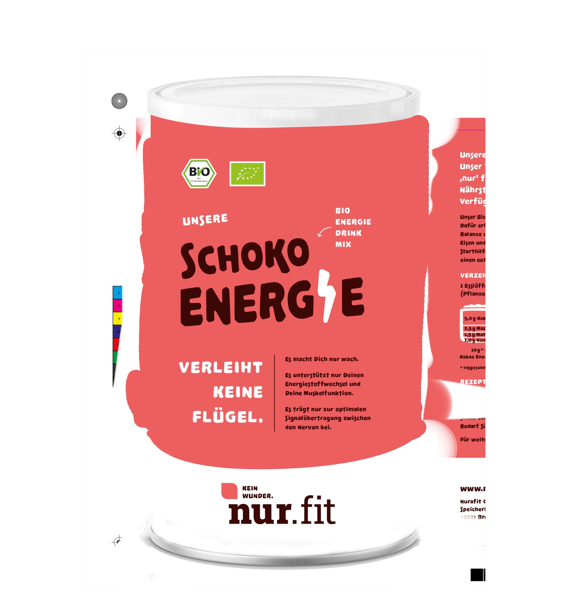 Schoko Energie Mix
