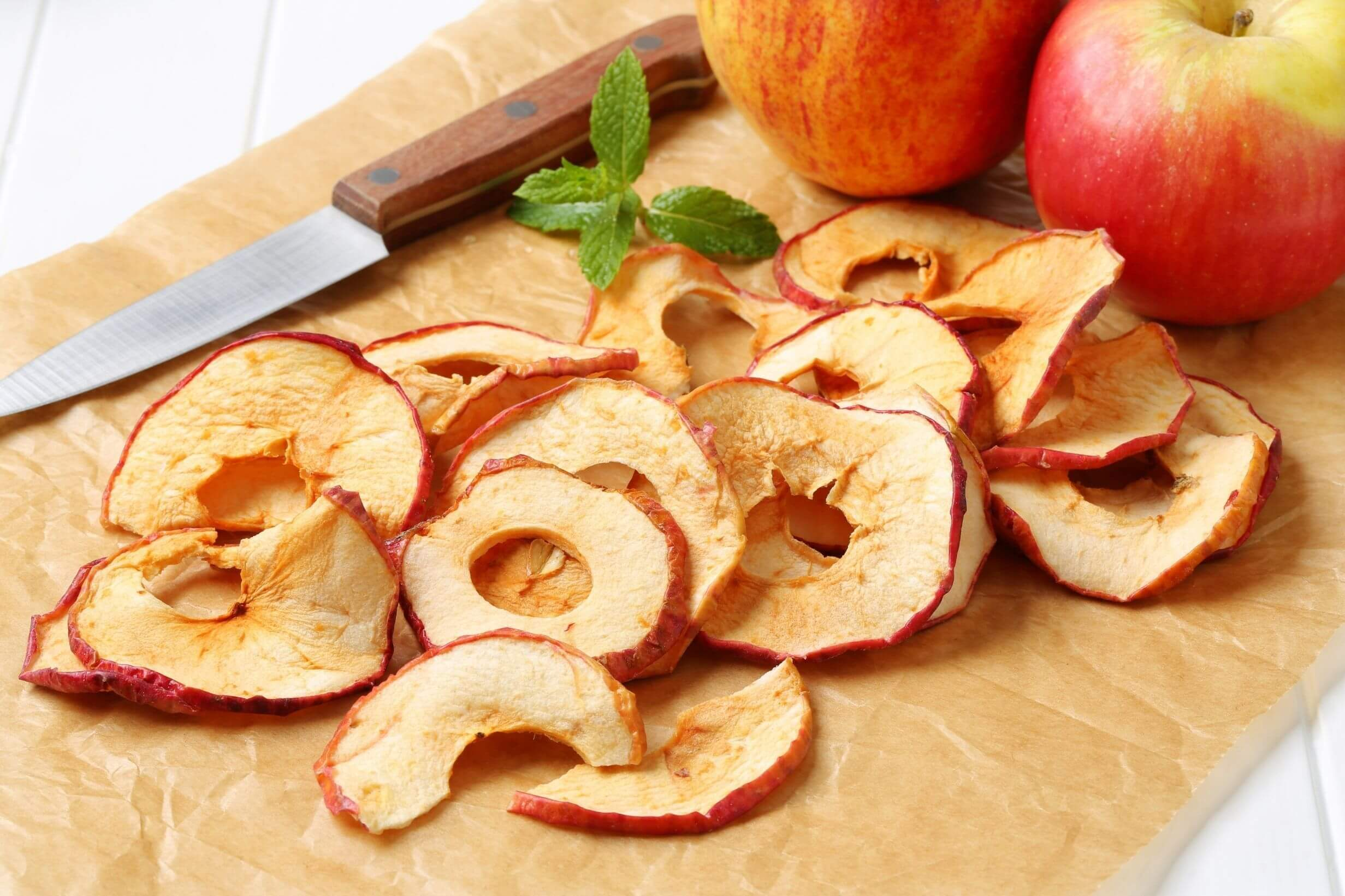 Organic Apple Chips