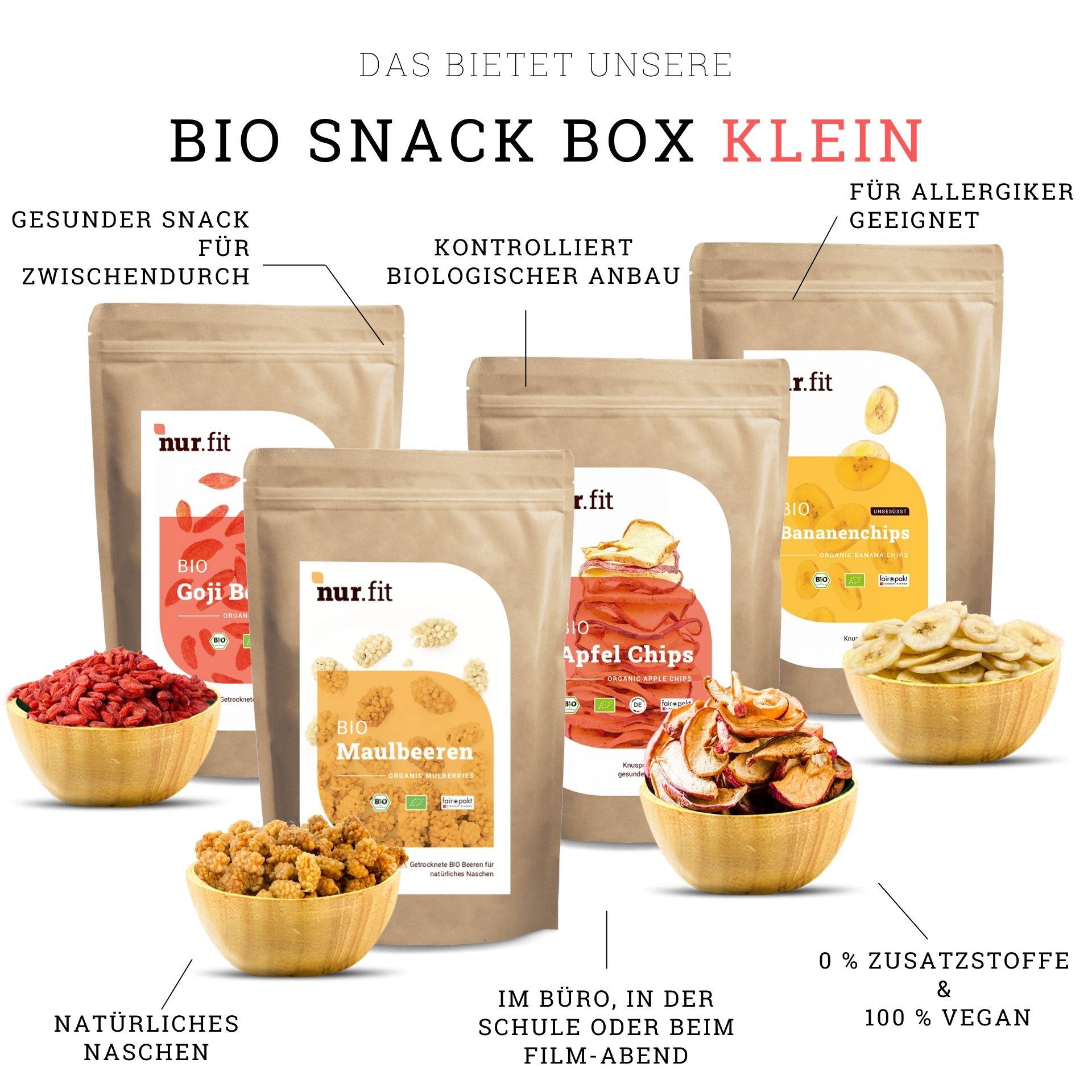 BIO Snack Box