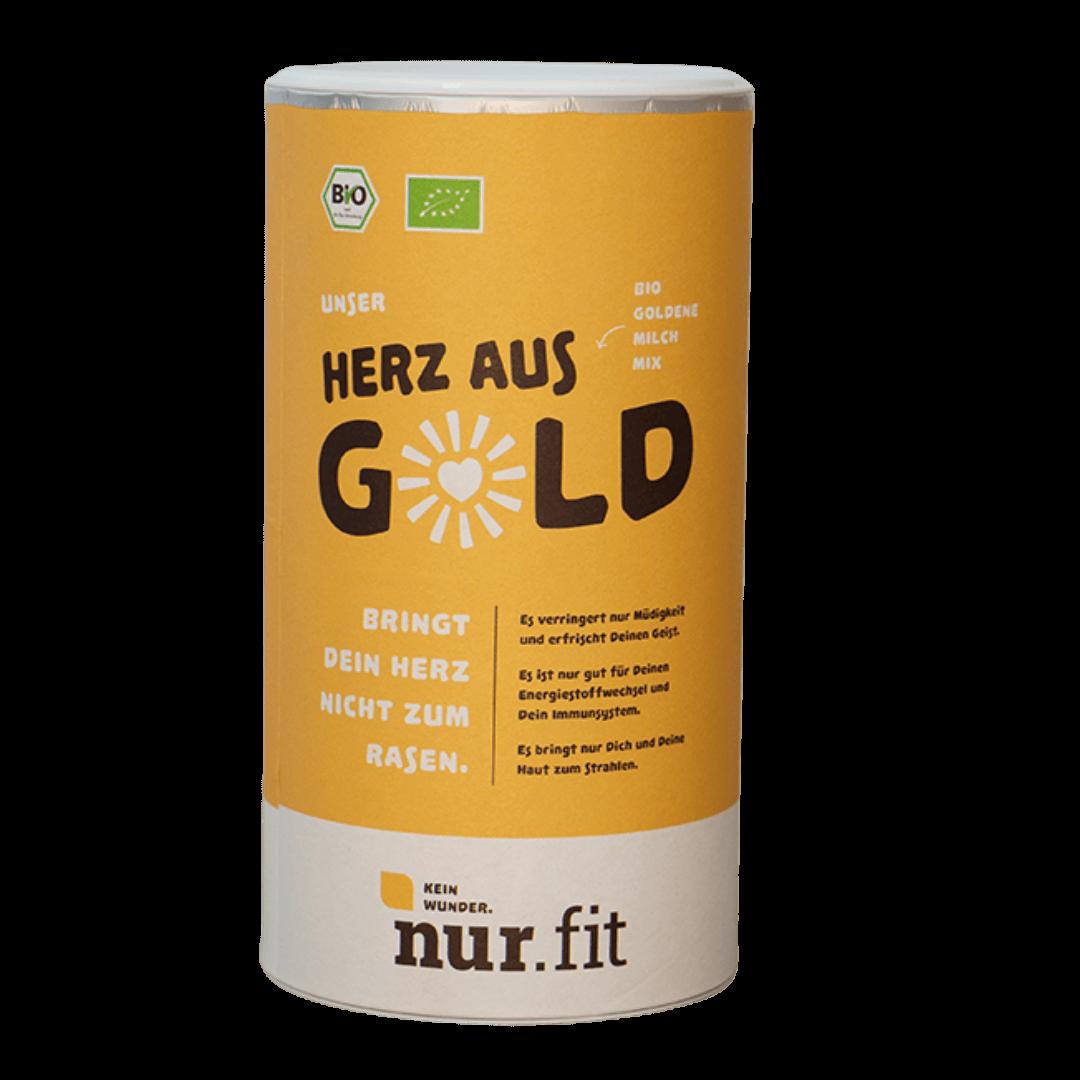 Organic Golden Milk Mix