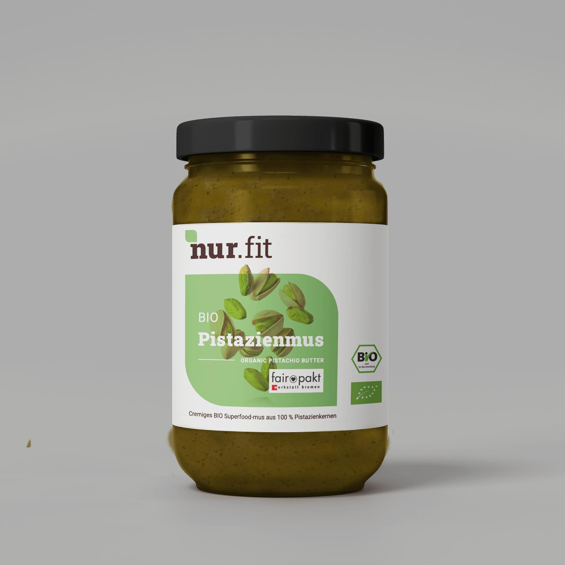 Organic Pistachio Spread