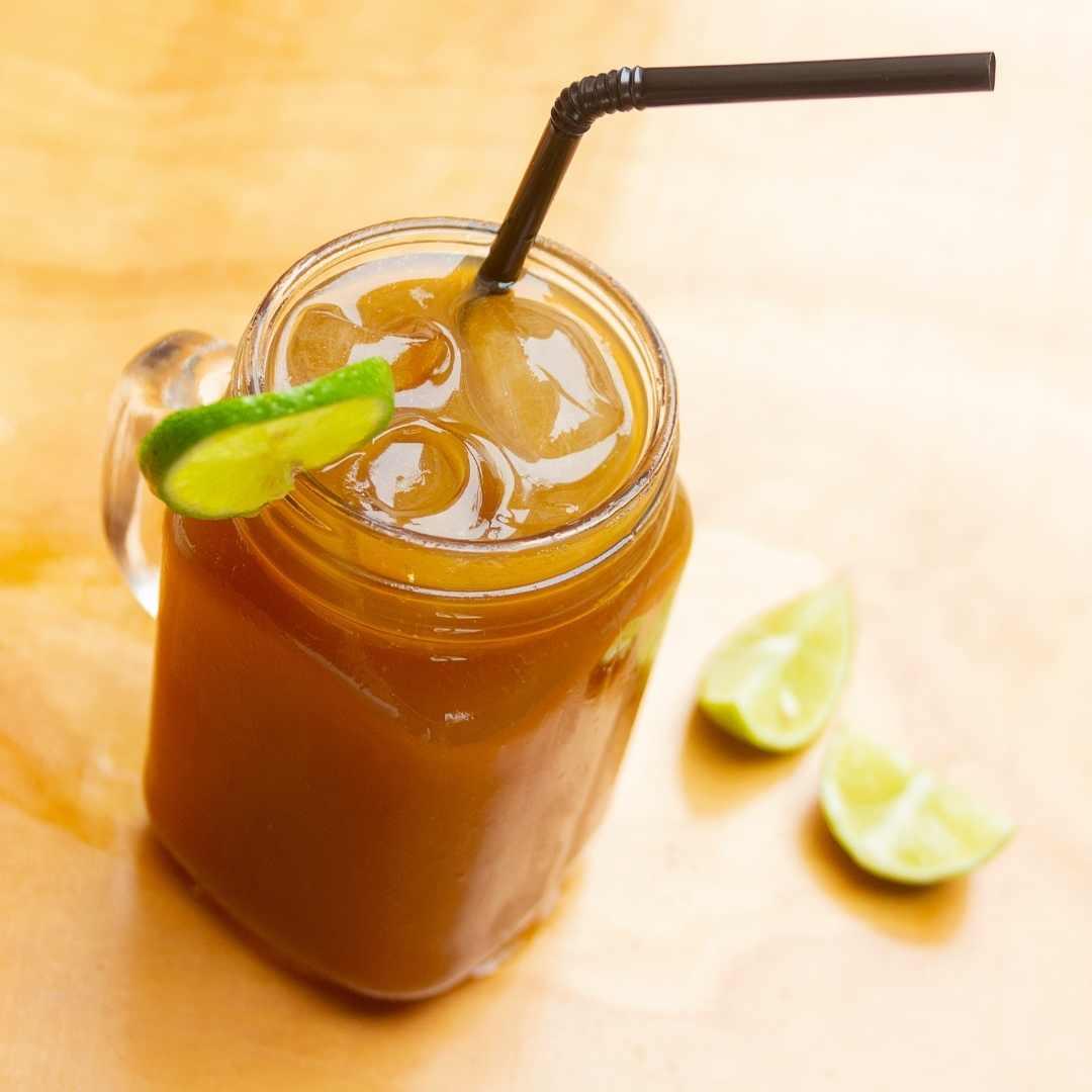 Imágen de Receta de Aguapanela con limón