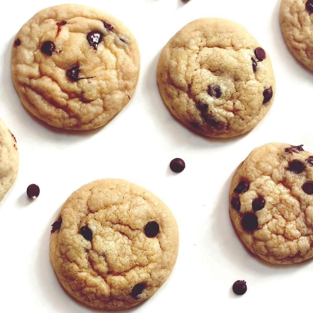 Mikrowellen Cookie