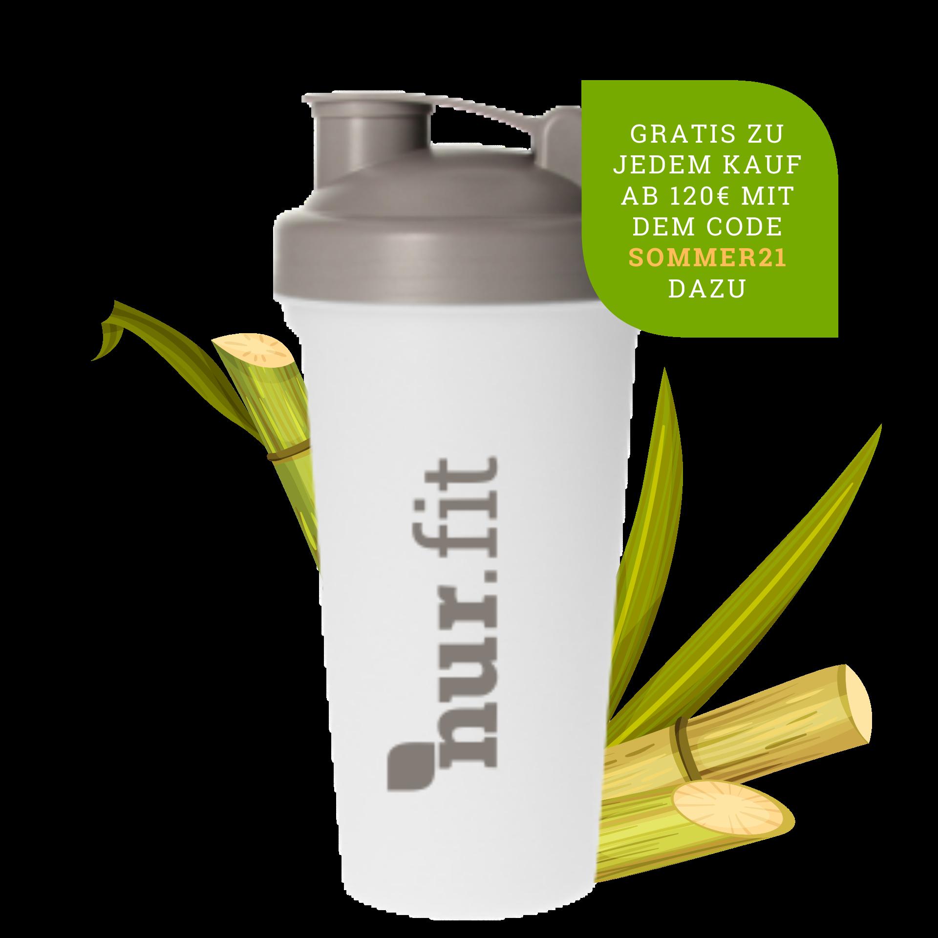 nur.fit Organic Shaker