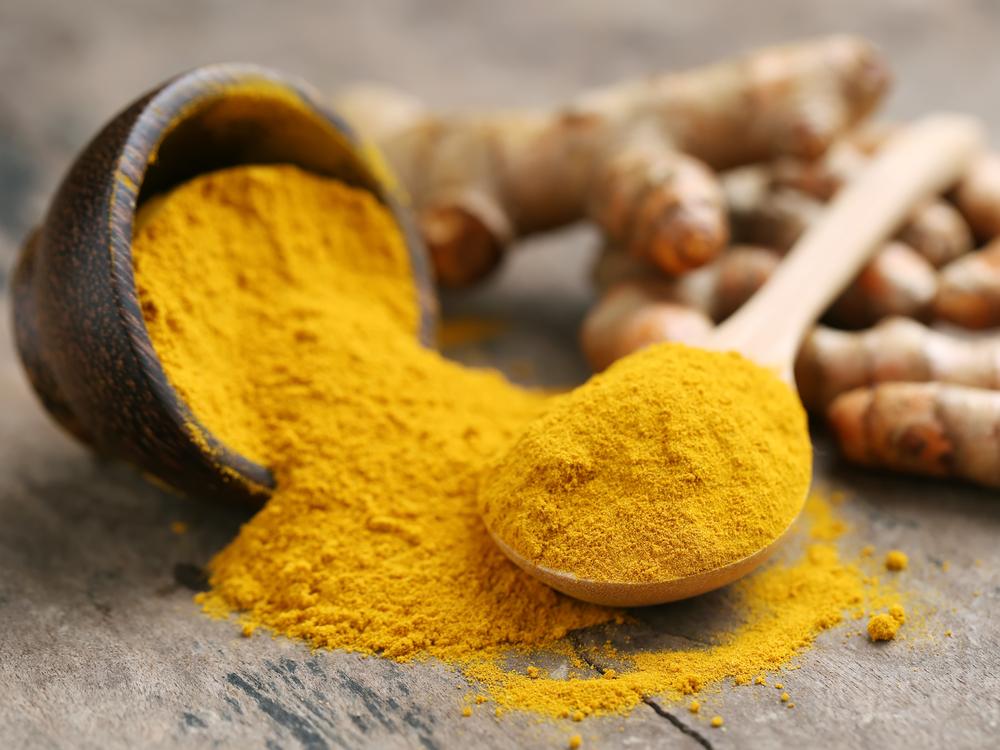 Organic Curcuma Powder