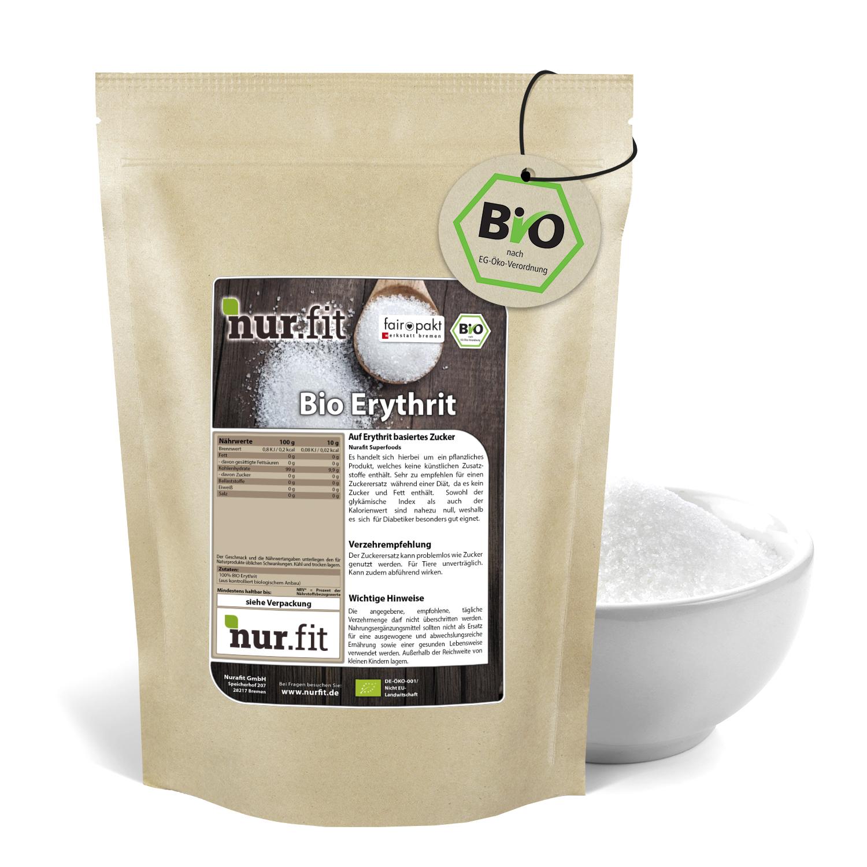 Organic Erythrit